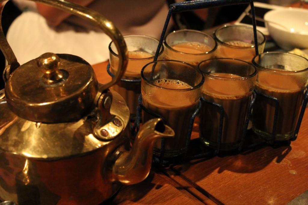 bindaas hong kong - chai tea