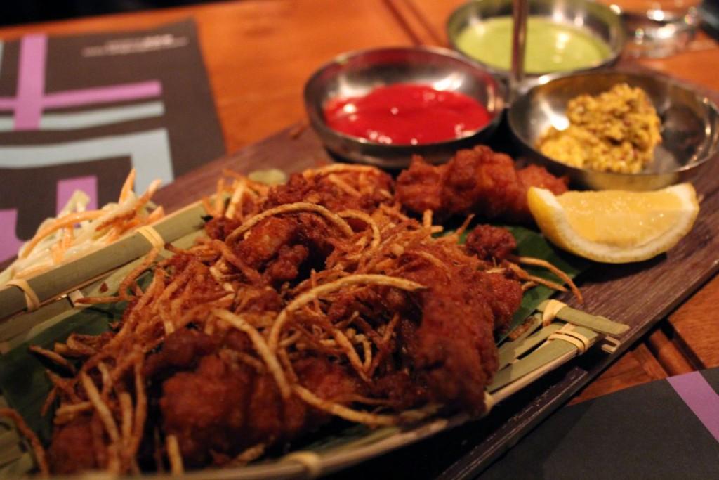 bindaas hong kong - fish fry