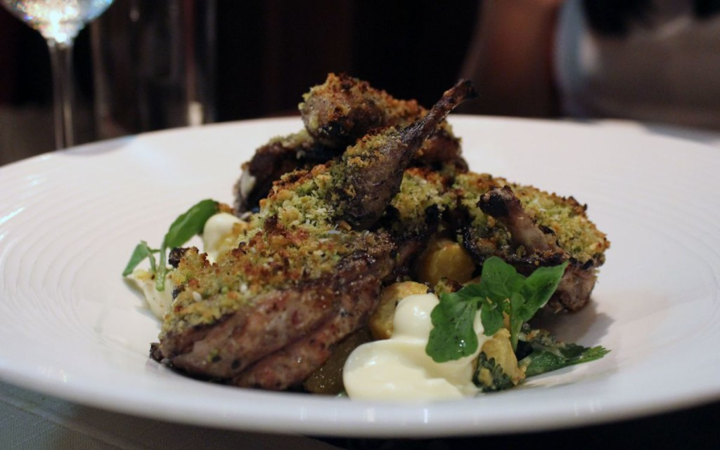 olive - quail