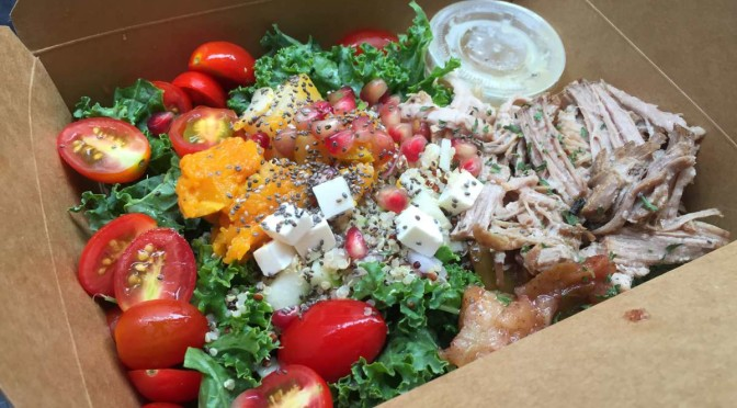 Supafood: Healthy Takeaway In Sheung Wan