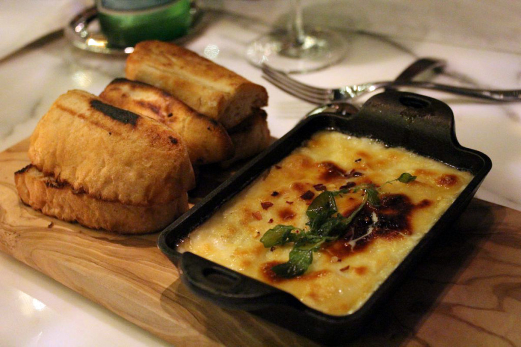 alto hong kong - cheese fondue