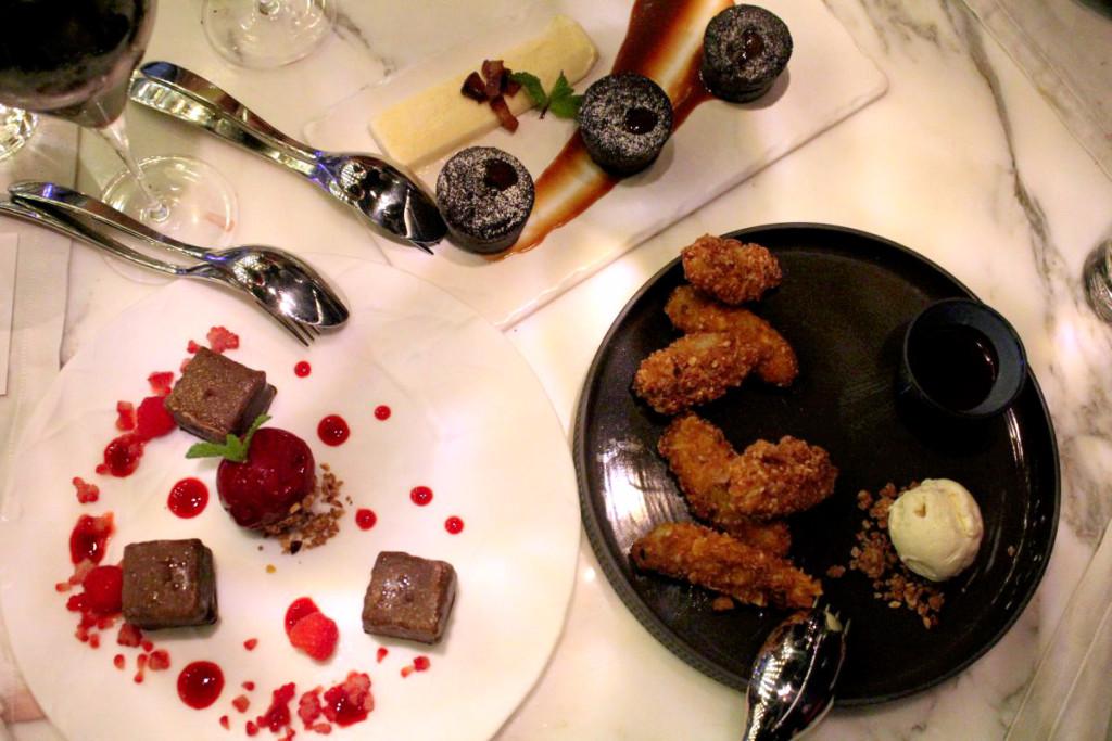 alto hong kong - dessert