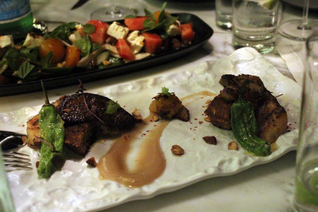 alto hong kong - foie gras