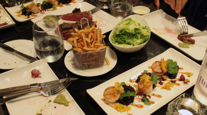 Cocotte: New French Summer Menu
