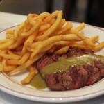 le Relais de l'Entrecôte - steak frites