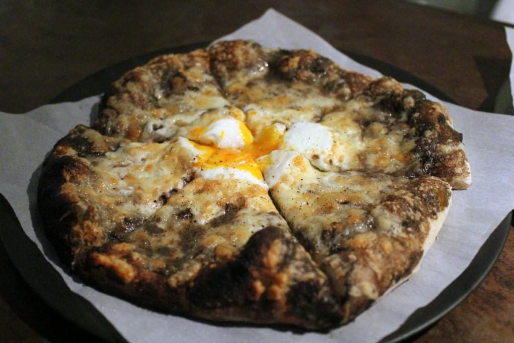 mercato hong kong - black truffle pizza
