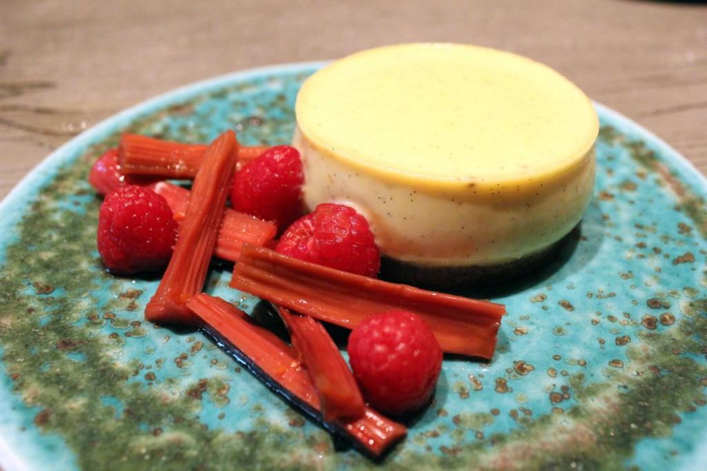rhoda - vanilla cheesecake