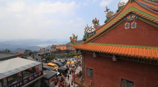 How To Get To Jiufen From Taipei