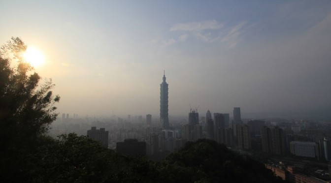 Elephant Mountain, Taipei: The Best View Of The City