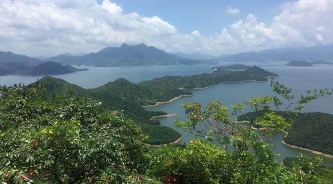 Plover Cove Hike, Hong Kong (Wu Kau Tang to Tai Mei Tuk)