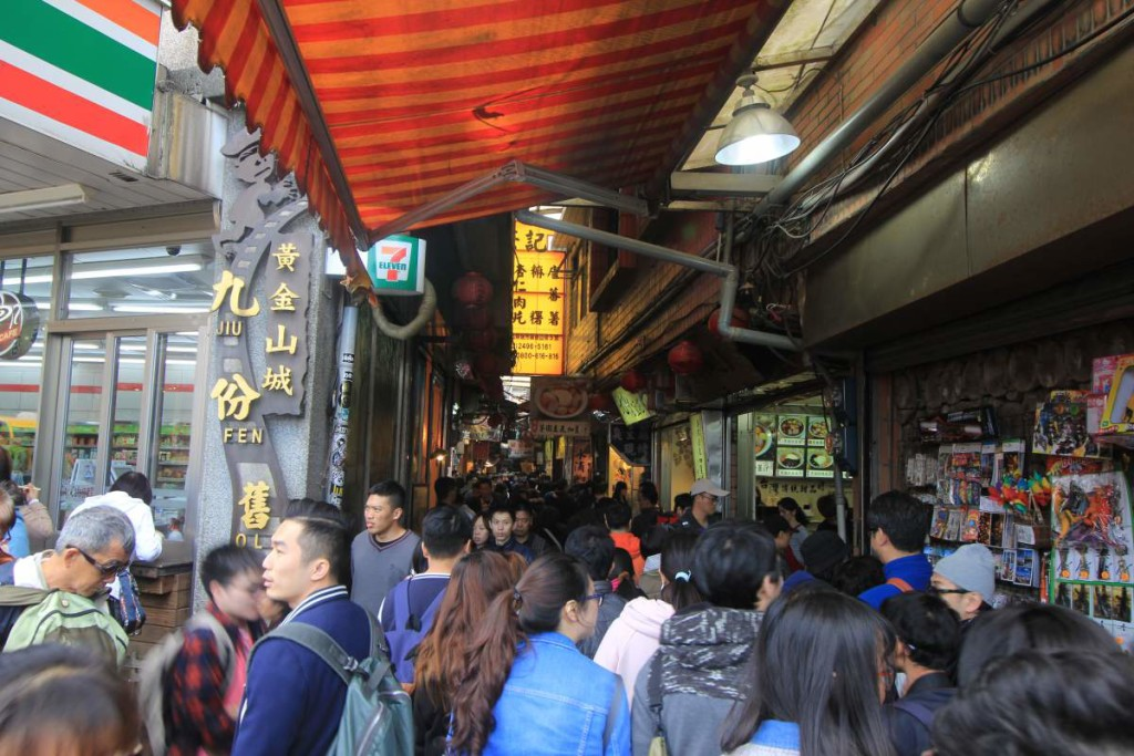 what to eat in jiufen