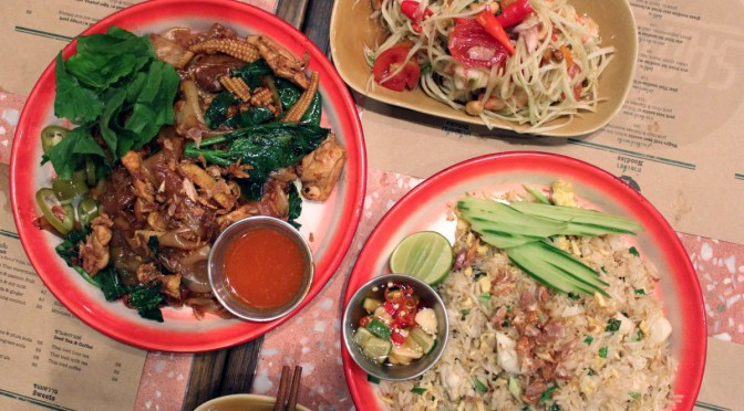 Samsen: Authentic Thai Street Food In Hong Kong