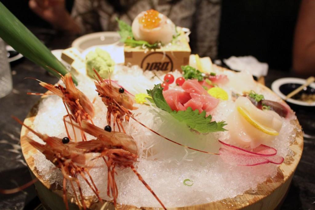 ura-sashimi