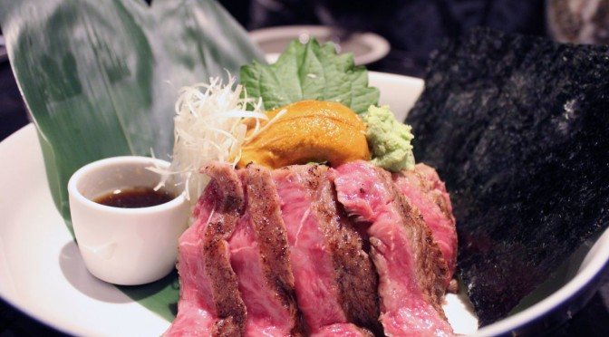 URA Japanese Delicacy: Modern Japanese Food In Central