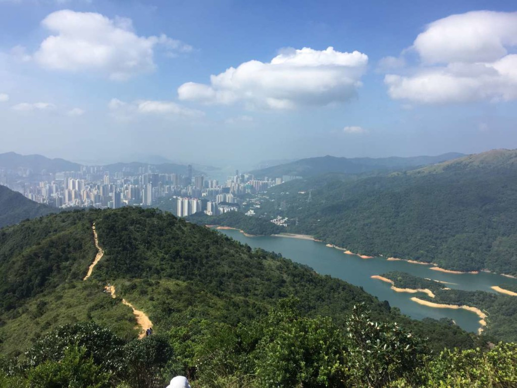 tai mo shan - needle hill view