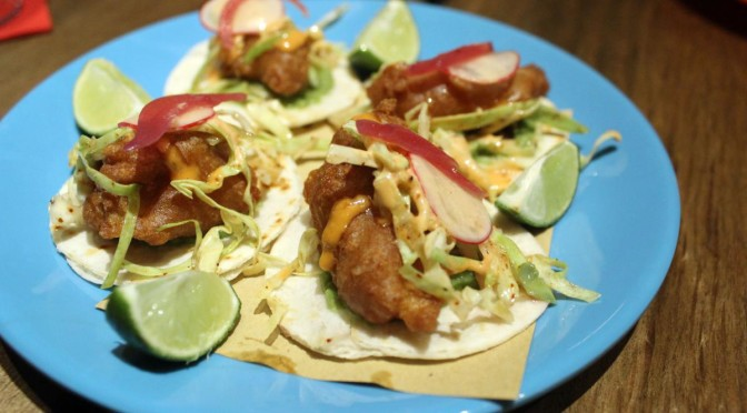 Mamasita's Cantina: Bringing Mexican Street Food to the Dining Table