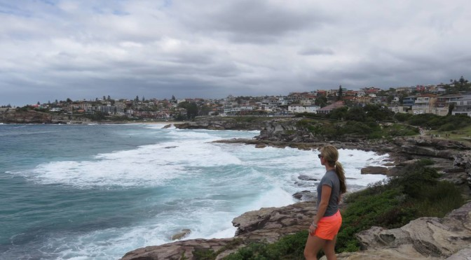Bondi Coastal Walk to Coogee, Sydney