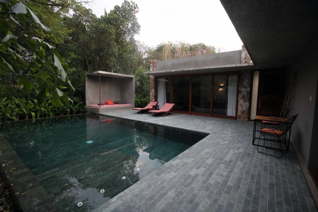templation hotel siem reap - pool villa