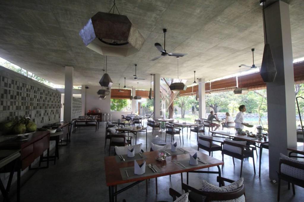 templation hotel siem reap - restaurant