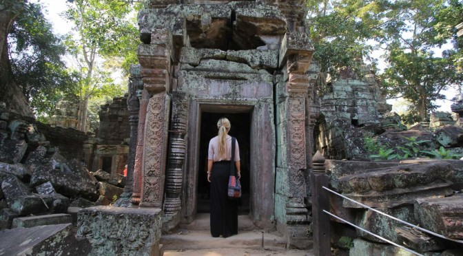Exploring Angkor Wat, Angkor Thom, and Ta Prohm: Day 1 temple tour in Siem Reap