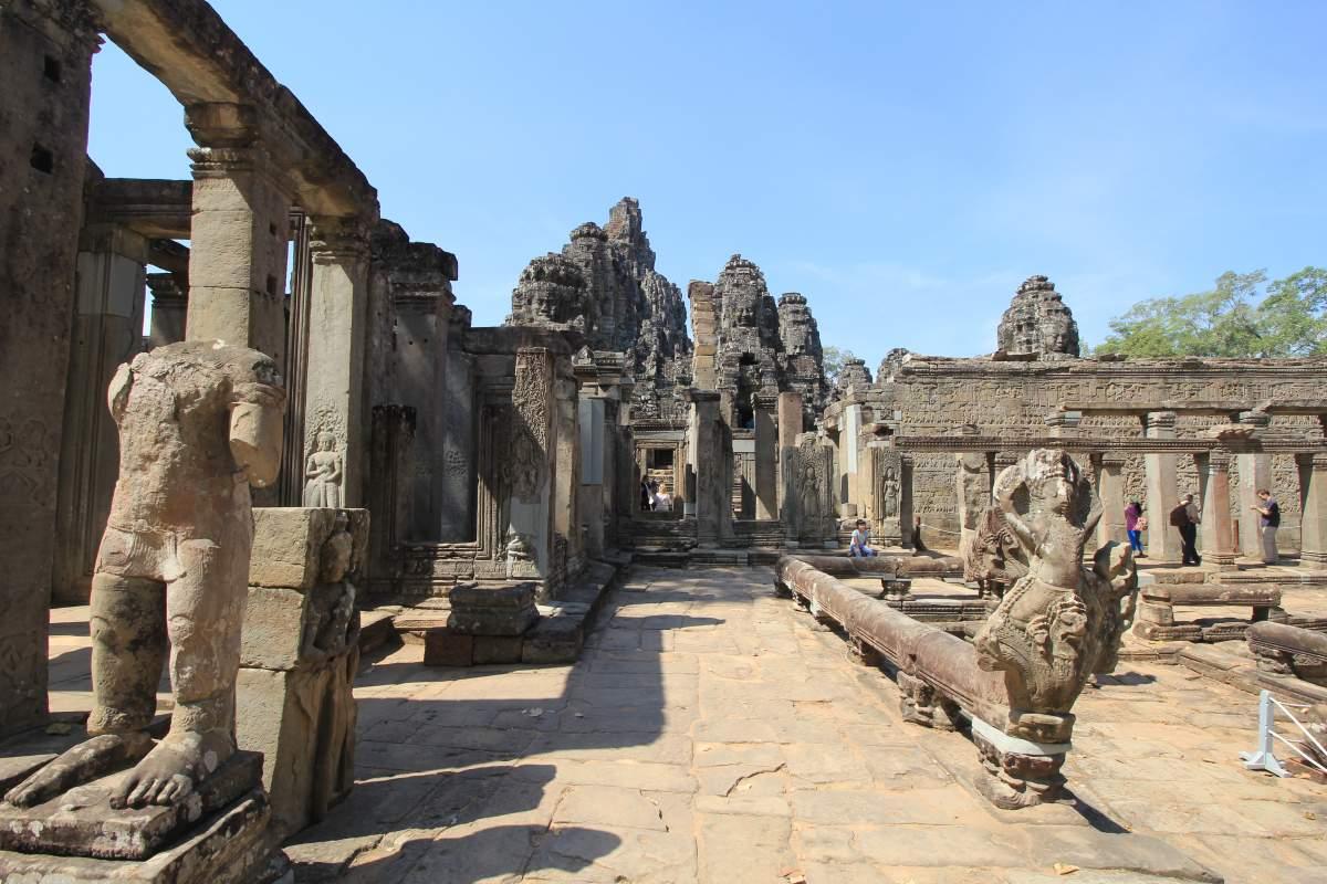 tempel angkor tom