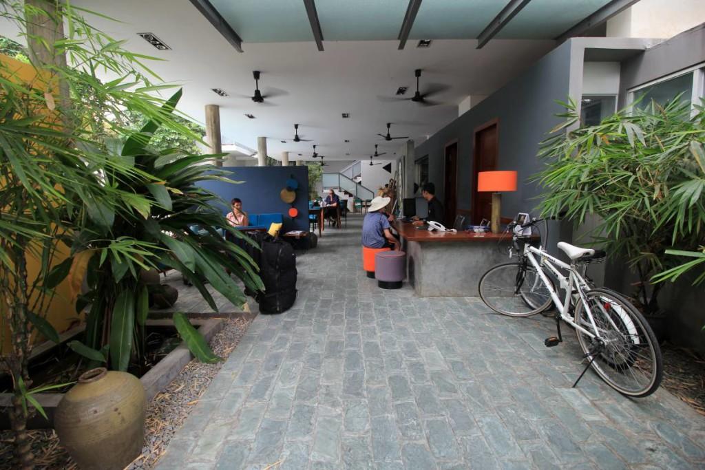 rambutan resort phnom penh - lobby