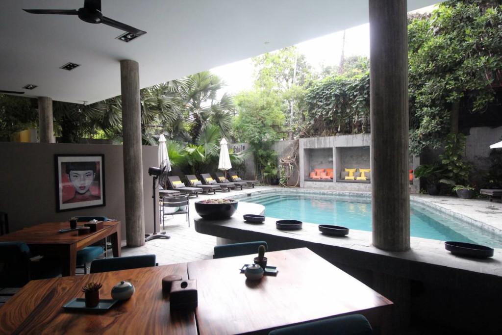 rambutan resort phnom penh - restaurant