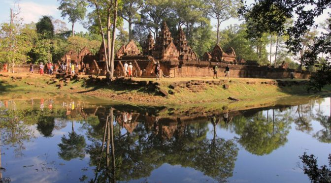 Banteay Srei & Preah Khan: Day 2 temple tour in Siem Reap (Part 1)