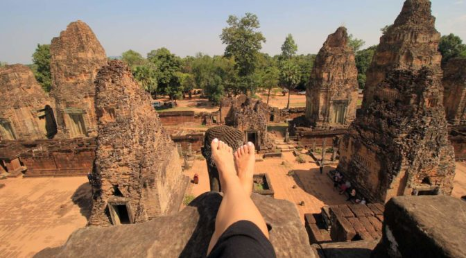 Neak Pean, Ta Som, Pre Rup: Day 2 temple tour in Siem Reap (Part 2)