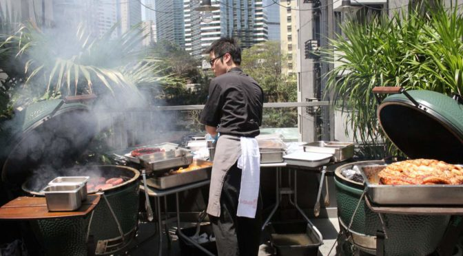 Beef and Liberty BBQ Brunch: An all-you-can-eat and drink rooftop affair