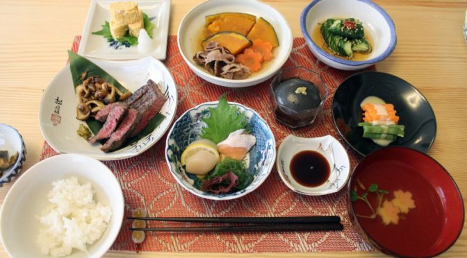 Wagyu Kaiseki Cooking Class Tokyo: A traditional 9-course meal