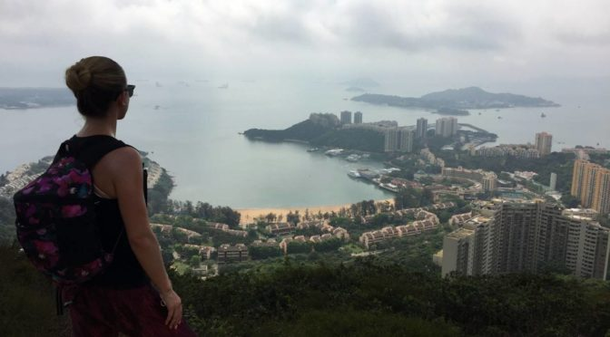 Discovery Bay to Mui Wo Hike, Hong Kong (Lo Fu Tau Country Trail)