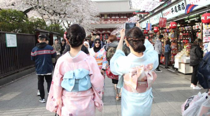 Sensoji Temple in Asakusa, Tokyo: A city escape full of culture, history, and food