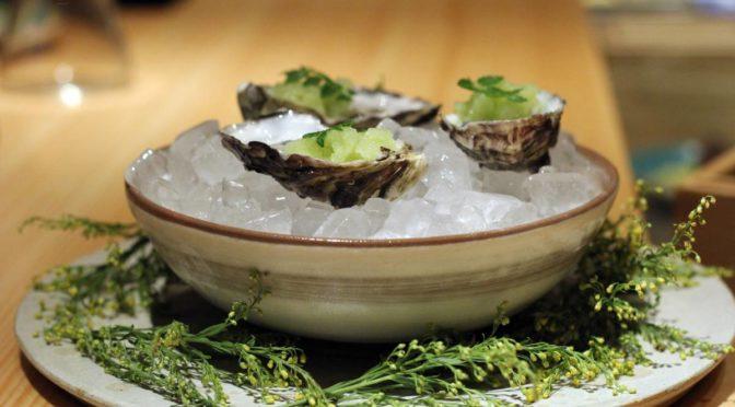 HAKU: Modern Japanese cuisine by Chef Hideaki Matsuo & Agustin Balbi