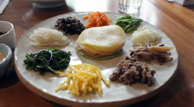 Momojein: Modern Korean dishes by Chef Lim Hee Won