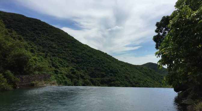 How To Get To The Tai O Infinity Pool (Man Cheung Po), Lantau Island