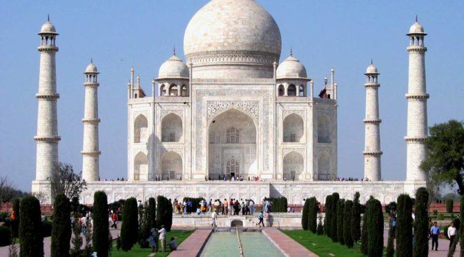 Highlights of the Taj Mahal