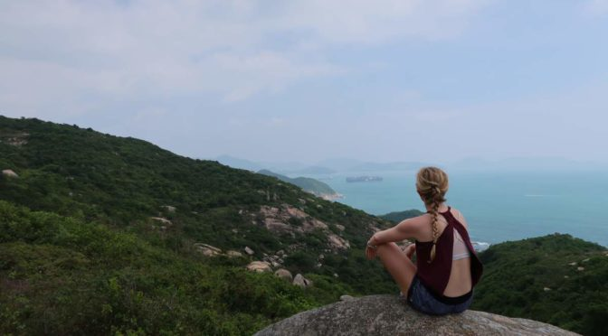 Lamma Island Hike (south side): Sok Kwu Wan – Mo Tat – Yung Shue Ha