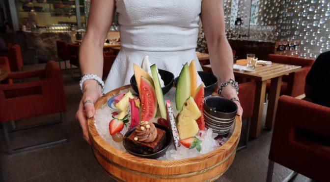 Zuma Hong Kong Brunch: Japanese food & bottomless champagne