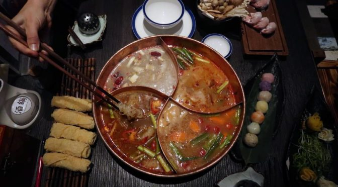 The Drunken Pot: Modern Hot Pot in Hong Kong