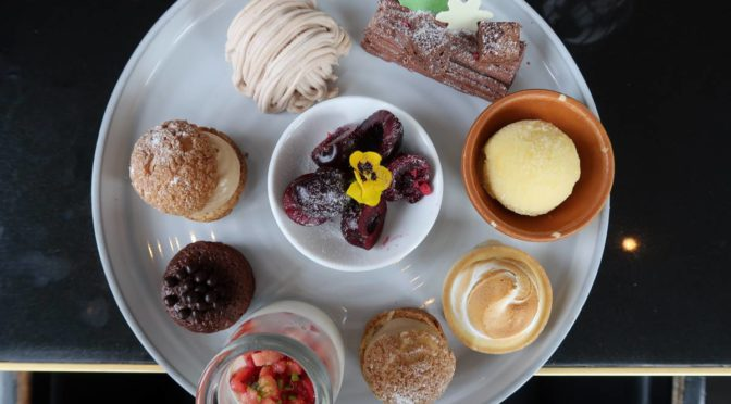 ON Dining Brunch: An indulgent 6-course fine dining experience
