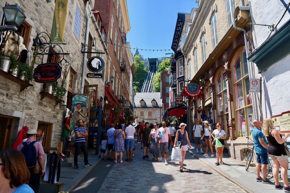 Exploring Old Quebec City What To See Do And Eat In A Day